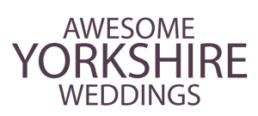 Awesome Yorkshire Weddings Logo