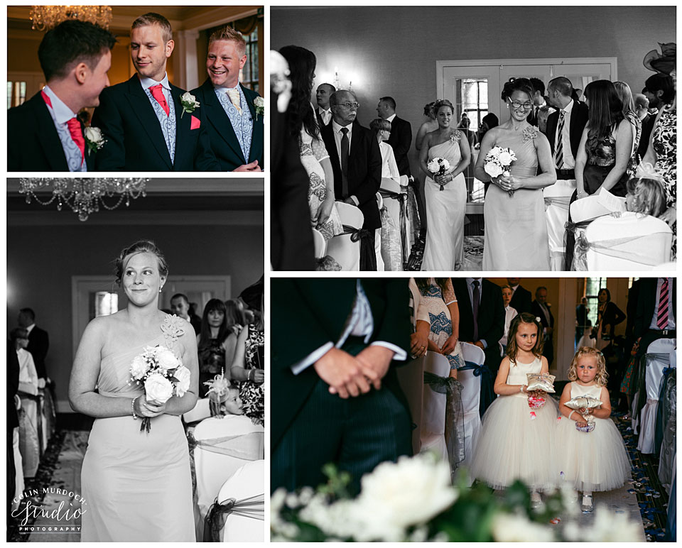 Laura and Ben's wedding at Aldwark Manor in Yorkshire
