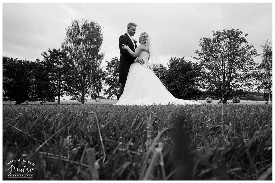 Aldwark Manor wedding images