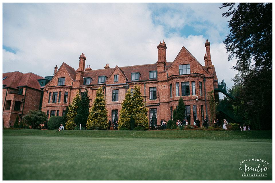 Aldwark Manor wedding venue in Yorkshire