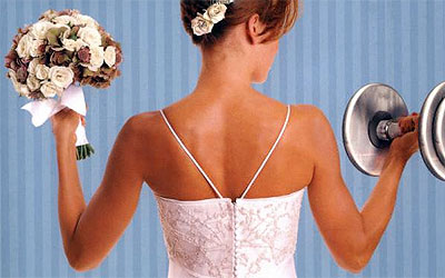 Get in shape - Wedding diet and lose weight for a wedding