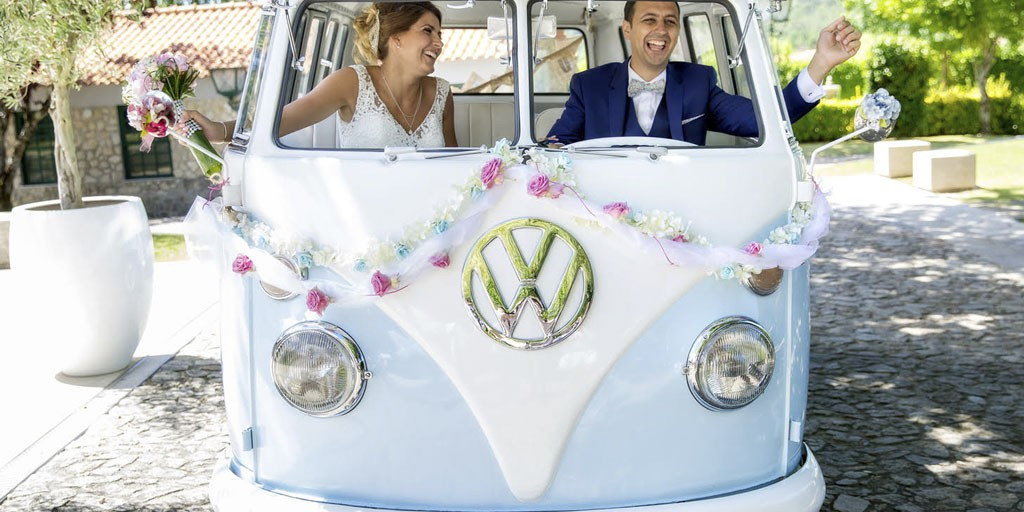 Wedding camper van vw