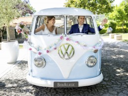 Wedding camper van vw